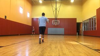 Terrence J. streaming Basketball at Wells Branch, TX