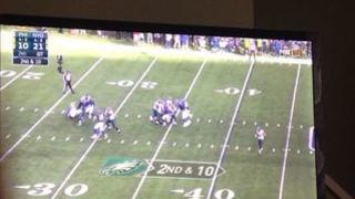 Jacob P. streaming Football at Sugar Hill, GE