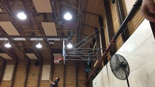 Brandon W. streaming Basketball at Kingston, WA