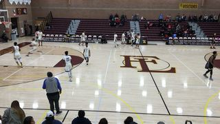 Sierra Vista to shake it off after latest loss to John Muir, 60-53