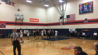 American Fork getting it done in win over Overland , 55-52