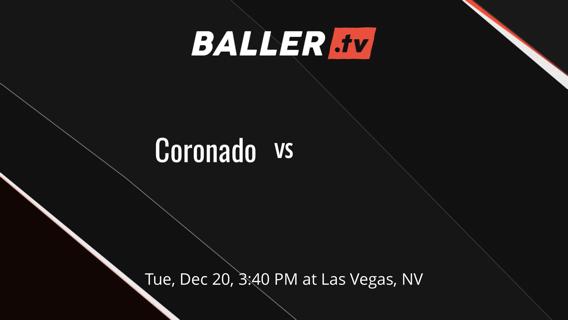Coronado vs Team 2