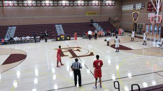 Cathedral Catholic bumped off in loss to Desert Pines, 83-67