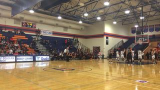 Lone Peak, UT bumped off in loss to Sheldon, CA, 59-49