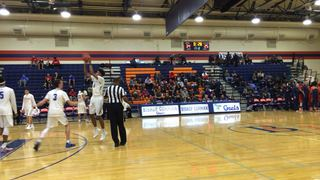 Bishop Gorman, NV with a win over Roosevelt,CA, 34-25