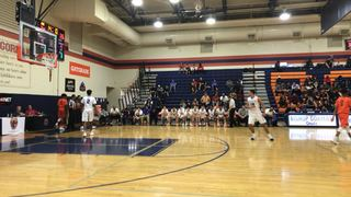 Bishop Gorman picks up the 66-64 win against Roosevelt, CA