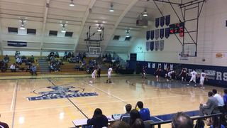 Pacifica Christian  wins 77-35 over Albert Einstein Academy