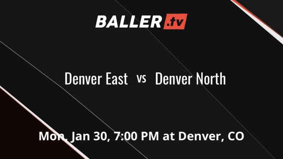 Denver East vs Denver North