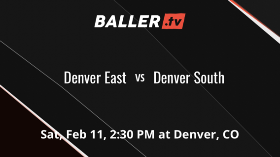 Denver East vs Denver South