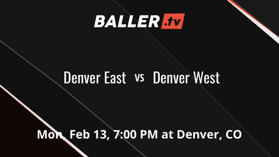 Denver East vs Denver West