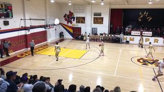 B. Montgomery 74 Cantwell 39