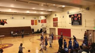Los Altos  wins 124-60 over Verbum Dei