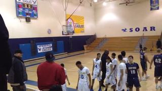 Mary Star victorious over Verbum Dei, 73-70