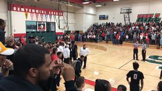 Eaglecrest defeats Smoky Hill , 64-63