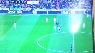 Real Madrid isn't feeling the whole 'Malaga scoring' thing in 2-0 win