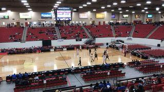Clark HS defeats Desert Pines HS, 58-56