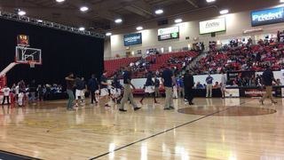 Findlay Prep gets the victory over Bishop Gorman, 77-72
