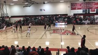 Eaglecrest defeats East, 55-49
