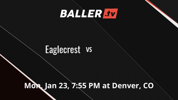 Eaglecrest vs Team 2