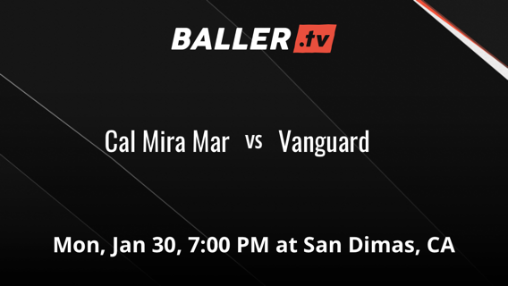 Cal Mira Mar  vs Vanguard