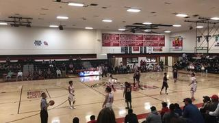 East puts down North with the 100-53 victory