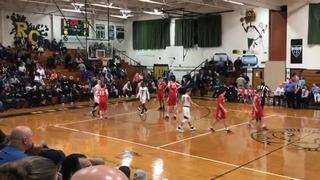 Linden triumphant over Point Beach, 61-40