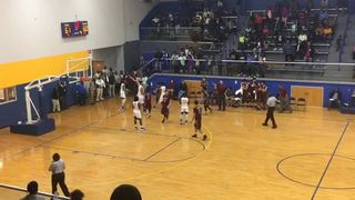 Kemper County High School - Boys wins 61-60 over Choctaw Central High School - Boys