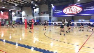 PVA 14 Elite triumphant over OT S. Regional, 25-15