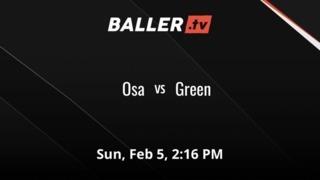 Osa vs Green