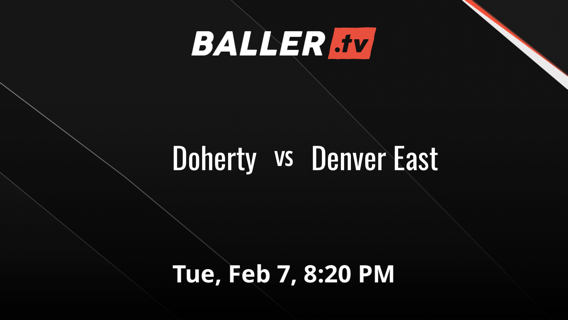 Doherty  vs Denver East