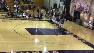 Collin Murphy streaming Basketball at Rancho Cucamonga, CA