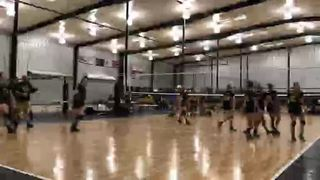 Taines 15 defeats PVA 14Elite, 25-12