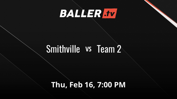 Smithville vs Team 2