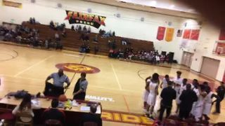 Fairfax  triumphant over El Camino, 67-53