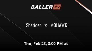 Sheriden vs MOHAWK
