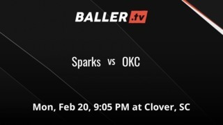 OKC wins 26-23 over Sparks