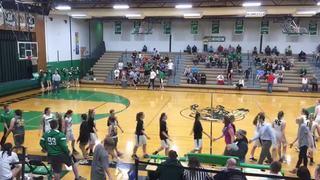 #21 Smithville defeats St. Teresa's Academy , 51-47