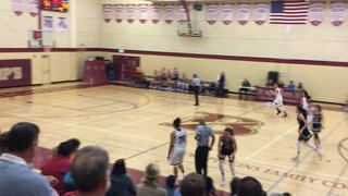 Bishops defeats La Costa Canyon , 75-57