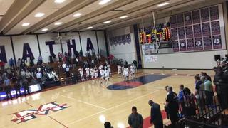 Bakersfield emerges victorious in matchup against Maranatha, 66-62