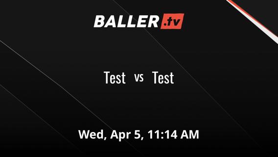 Test vs Test
