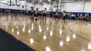 Iowa Mavs  emerges victorious in matchup against Flight Basketball, 60-57