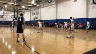 Illinois Warhwks defeats Wisconsin Academy, 24-6