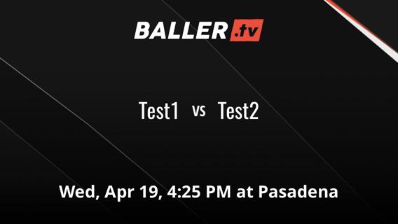 Test1 vs Test2