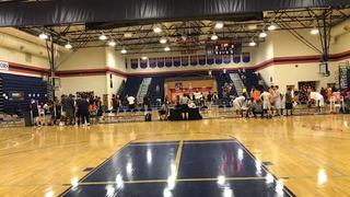West Valley Elite Blue vs NMBC Boomers