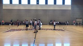 West Valley vs San Diego Elite