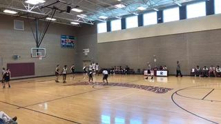 Las Vegas Live vs Starting 5 17U