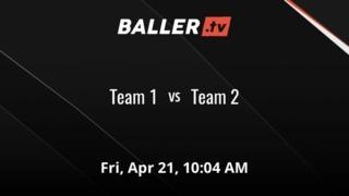 Bobe Kunesh streaming Basketball at Pasadena, CA