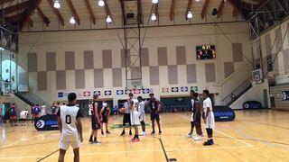 Alabama Basketball Academy vs Chicago Demons