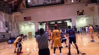 District Basketball Club vs A2P