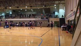 Fundamental Black vs Memphis Hoopers